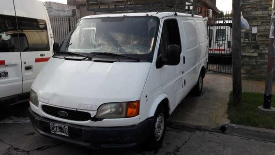 Transit Diesel 2.5 Año 1999 Mod. 120s