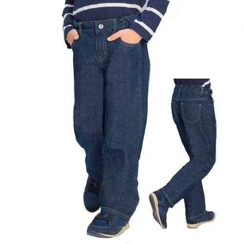 Oferta Jeans Ferrato Infantil 72282 Algodón Poliéster