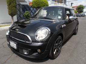 Mini Cooper 1.6 S Hot Chilli . At