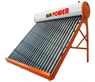 Calefon Solar No Presurizado Sun Power 300 Litros