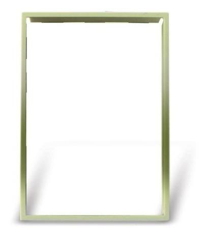 Cambre Ribete De Terminacion Bauhaus Color Oro - 4993