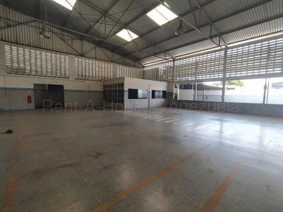 Galpon En Alquiler Zona Centro Barquisimeto 20 8299 J&m