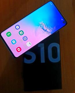 Samsung S10 Prism Blue