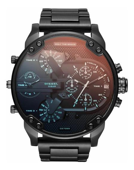 Relógio Diesel Dz7395 57 Mm Black Original Preço Promocional