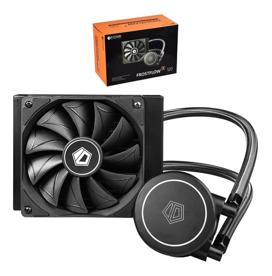 Water Cooling Id Cooling Frostflow X 120 Intel Amd Gamer