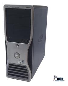 Cpu Dell Precision Workstation T3400 Hd 500gb Ram 4gb