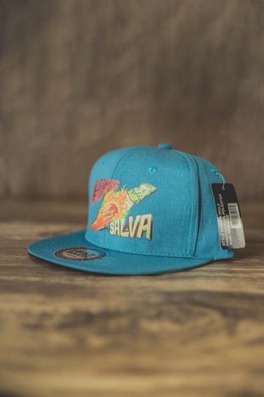 Gorra Azul, Salva