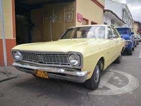 Vendo Ford Falcon. 68 Favor Leer Bien El Anuncio.