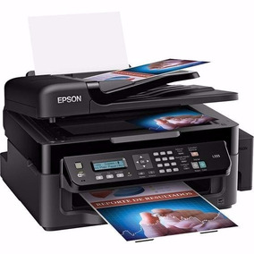 Impressora Epson Ecotank L575 4 Em 1 Bivolt Frete Gratis
