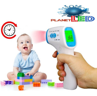 Termometro Digital Para Bebes Controla Fiebre Sin Contacto