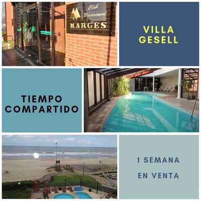Tiempo Compartido Margés Resort, Villa Gesell, Depto Venta