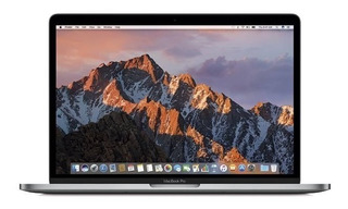 Apple Macbook Pro 13 Core I5 8gb Ssd 128gb Modelo 2018 Color