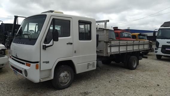 Caminhão Agrale 8500 Mwm Cabine Dupla