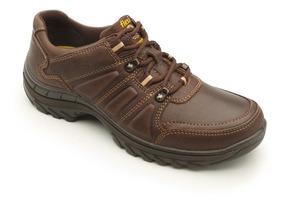 Zapato Choclo Flexi Country Caballero 66509 Chocolate