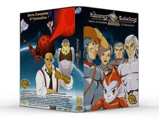 Halcones Galacticos Serie Completa Dvd