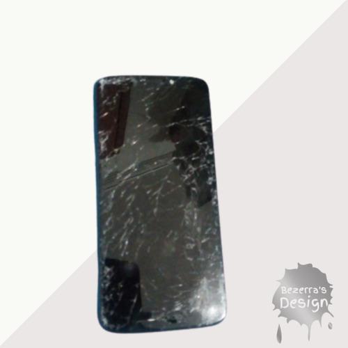 Kit Celular Motoe5 Plus Tl Quebrada E LG K10-frete Grátis