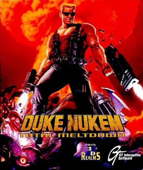 Duke Nukem Total Meltdown Pc Digital
