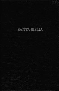 Biblia Nvi_compacta_letra Grande_negro_piel Fabricada