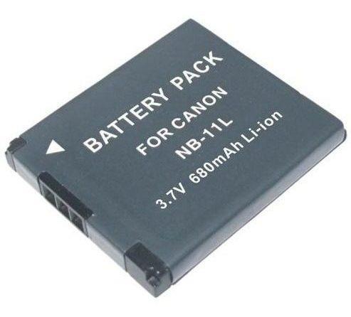 Bateria Nb-11l Para Canon Powershot Elph 110 115 120 130 Is