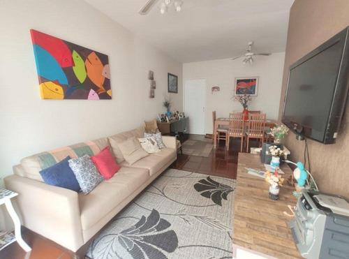Apartamento Com 3 Dormitórios À Venda, 113 M² - Portal Do Guarujá - Guarujá/sp - Ap11601