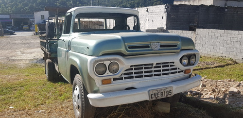 Ford F350 1961