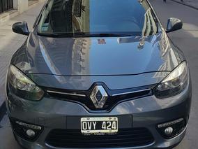 Renault Fluence 2.0 Luxe Cvt 143cv Espejo Inteligente