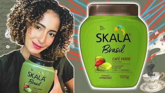 Skala Brasil Café Verde