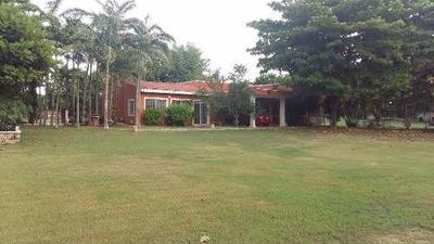 Renta Maravillosa Quinta En La Carretera Cancun