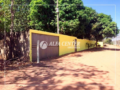 Chácara Com 3 Dormitórios À Venda, 4000 M² Por R$ 385.000 - Loteamento Campos Elíseos - Abadia De Goiás/go - Ch0021