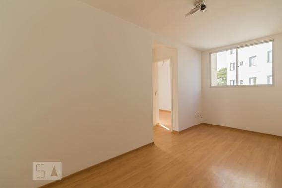 Apartamento No 8º Andar Com 2 Dormitórios E 1 Garagem - Id: 892944652 - 244652