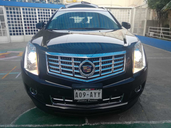 Cadillac Srx 3.6 Premium V6 Awd At 2014