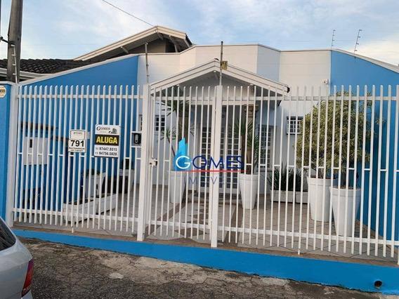 Casa Para Alugar, 100 M² Por R$ 3.000/mês - Vila Nova - Itu/sp - Ca0392