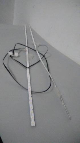 Kit Barras De Led Tv Samsung Un65nu7100