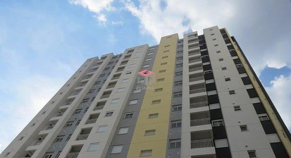 Apartamento À Venda, 3 Quartos, 2 Vagas, Santa Maria - Santo André/sp - 76613