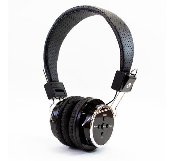 Fone De Ouvido Bluetooth Sem Fio Micro Usb Sd Fm P2 Mp3 Cel!