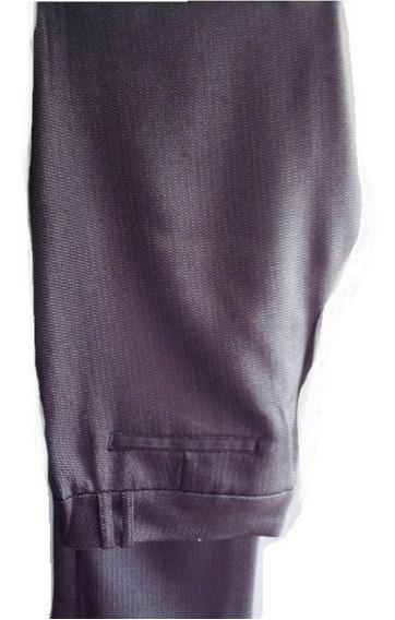 Pantalón De Vestir Talla 11/12 De Dama Gris