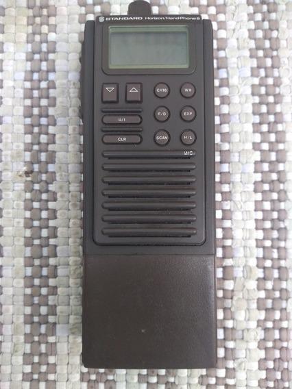 Leio O Anuncio - Radio Standart Model Hx220s Made In Japan