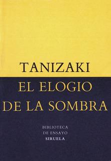 El Elogio De La Sombra Tanizaki Junichiro Nuevo Hay Stock