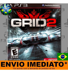 Ps3 Grid 2 | Mídia Digital Psn - Português Brasil - Envio Já