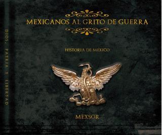 Disco Mexsor Mexicanos Al Grito De Guerra