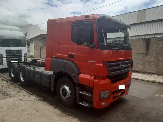 M.benz Axor 2644 6x4 2010/2011