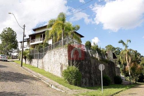 Casa À Venda, 496 M² Por R$ 1.800.000,00 - Santa Catarina - Caxias Do Sul/rs - Ca0260