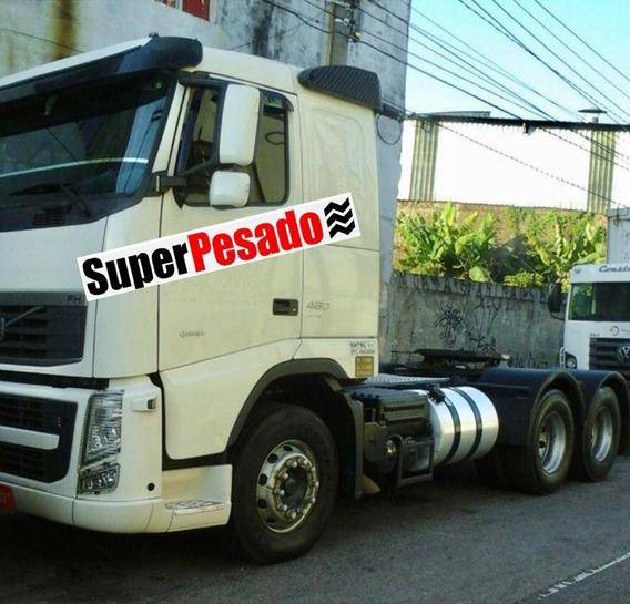 Caminhão Volvo Fh 460 6x2