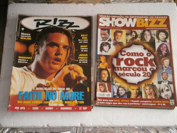 20 Revistas De Rock Diversas Por R$ 60,00
