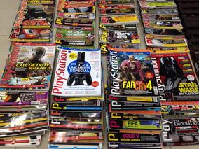 Revista Playstation - Diversas Edições