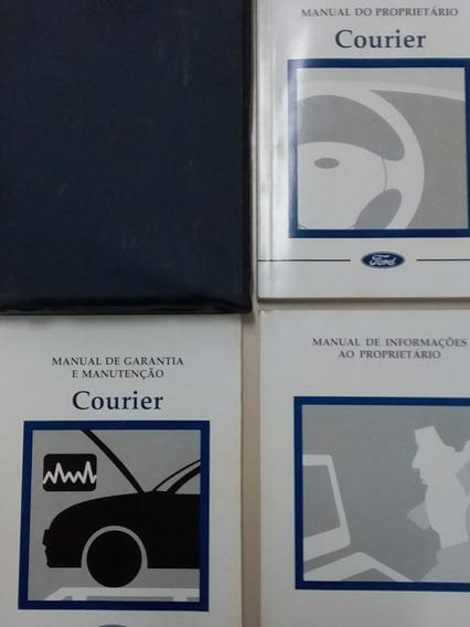 Manual Proprietário Original Ford Fourier 1998