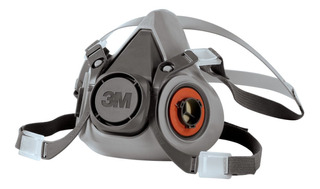 Respirador 3m Máscara 6200 Semi Facial