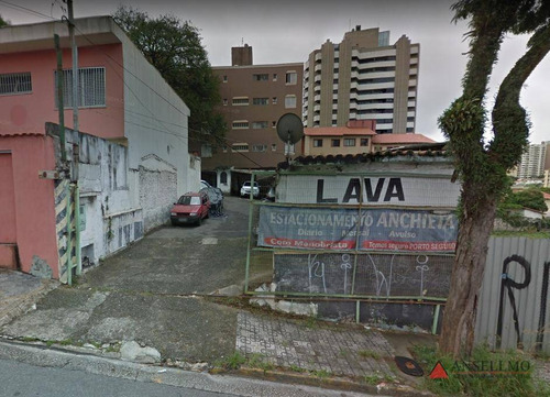 Imagem 1 de 5 de Terreno Para Alugar, 640 M² Por R$ 6.000,00/mês - Santa Terezinha - São Bernardo Do Campo/sp - Te0095