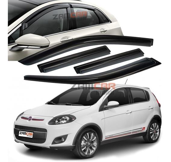 Calha Chuva Defletor Fiat Novo Palio 4p 2012 A 2019
