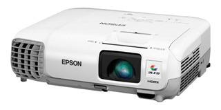 Proyector Epson Powerlite S27 Svga 3lcd